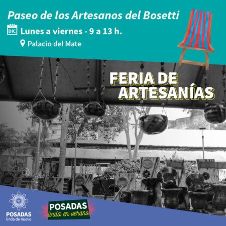 Feria de Artesanías